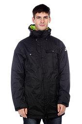 Куртка Nike Core Hemlock Black/Lime/White