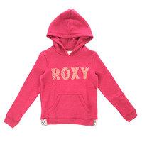 Толстовка кенгуру детская Roxy Riding G Otlr Red Plum