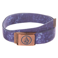 Ремень Volcom Web 2.0 Belt Denim