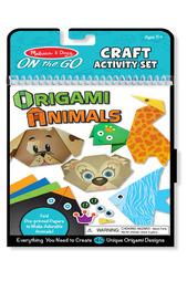 """Оригами """"Животные"""" Melissa & Doug"""
