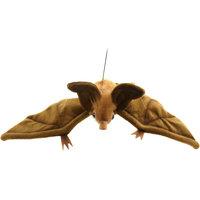 Коричневая летучая мышь (парящая), 37 см Hansa