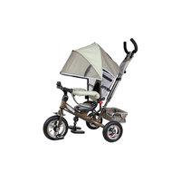 Детский трехколесный велосипед, Navigator, Lexus бежевый -