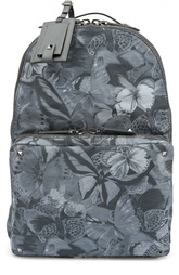 Рюкзак с принтом Camubutterfly Valentino