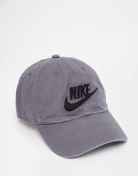 Кепка Nike NSW 626305-021 - Серый