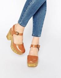 Туфли на платформе и каблуке Truffle Collection Camari