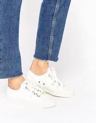 Классические белые кроссовки Novesta Star Master - Белый