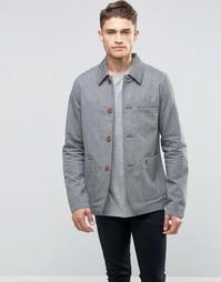Байкерская куртка Original Penguin - Серый