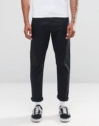 Черные чиносы с 5 карманами Nike SB Ftm 685949-010 - Черный