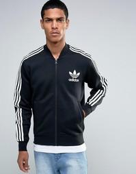Спортивная куртка adidas Originals B10719 - Черный
