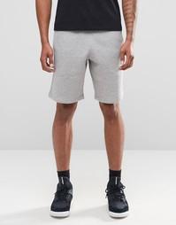 adidas Originals Trefoil Jersey Shorts AZ1104 - Серый