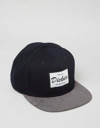 Бейсболка Dickies Brookville - Темно-синий
