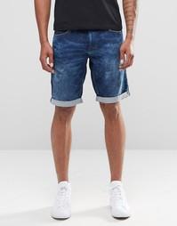 Выбеленные джинсовые шорты Celio - Double stone