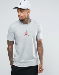 Nike Jordan Jumpman 23/7 T-Shirt In Grey 612198-064 - Серый