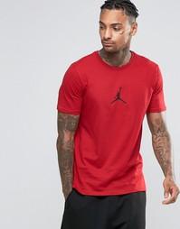 Красная футболка Nike Jordan Jumpman 612198-695 - Красный