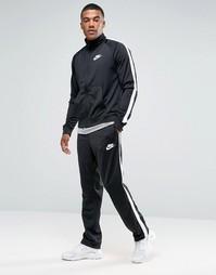 Черный спортивный костюм Nike 840643-010 - Черный
