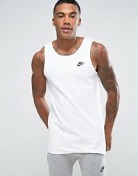 Белая футболка Nike Futura 827282-100 - Белый