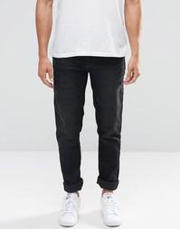 Черные облегающие джинсы Blend Cirrus - Выбеленный черный