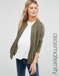 Куртка-пилот для беременных ASOS Maternity Ultimate - Хаки