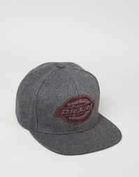 Бейсболка Dickies Oakland - Серый