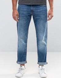 Прямые джинсы Esprit - Выбеленный голубой