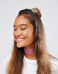Резинка для волос ASOS Confetti - Мульти