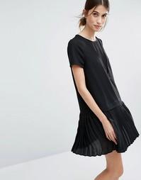 Платье с заниженной талией Vero Moda - Черный