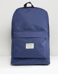 Рюкзак Jack & Jones - Темно-синий