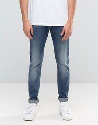 Облегающие джинсы Lee Luke - Blue surrender