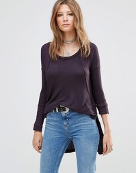 Термотоп Free People Ventura - Midnight purple