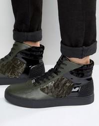 Высокие кроссовки Glorious Gangsta Xavier - Зеленый