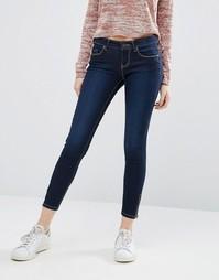 Облегающие джинсы Vero Moda L32 - Синий