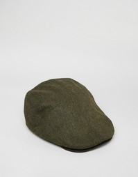 Плоская кепка Dickies Hartsville - Зеленый