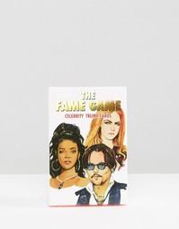 Карточная игра The Fame Game - Мульти Books