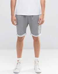 Трикотажные шорты Bench - Серый