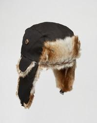 Шапка-ушанка Dickies - Черный