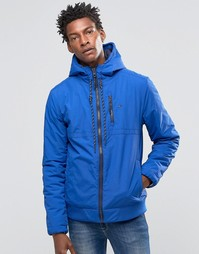 Синяя куртка с капюшоном Hilfiger Denim - Синий