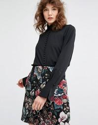 Рубашка на пуговицах Essentiel Antwerp Mitchell - Черный