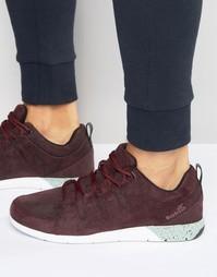 Замшевые кроссовки Boxfresh Clifden - Красный