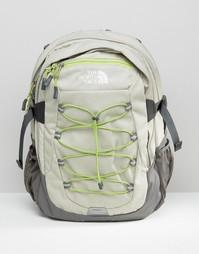 Серый меланжевый рюкзак The North Face Borealis - Серый