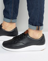 Кожаные кроссовки Boxfresh Rily - Черный
