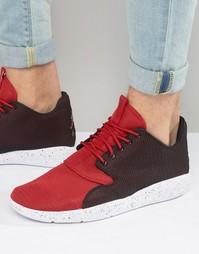 Красные кроссовки Nike Air Jordan Eclipse 724010-604 - Красный