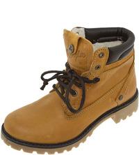 Бежевые Ботинки Wrangler