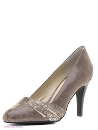 Коричневые Туфли Moda Donna