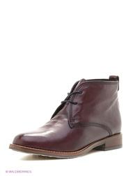 Красные Ботинки Tervolina