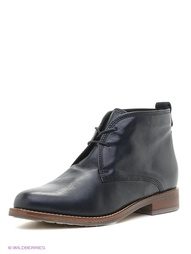 Синие Ботинки Tervolina
