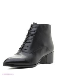 Черные Ботинки Popular Fashion