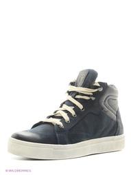 Синие Ботинки Goergo