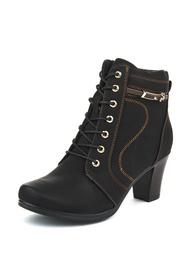 Черные Ботинки Instreet