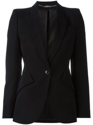 приталенный пиджак Alexander McQueen