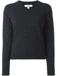 декорированный свитер  Allude
